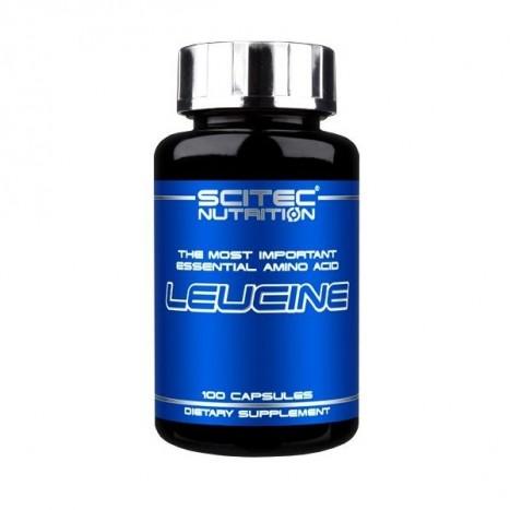 scitec-leucine-100-caps